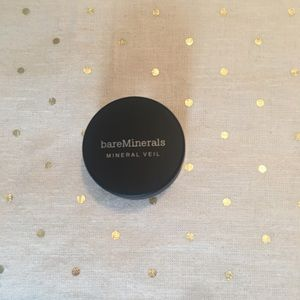 Bare minerals mineral veil travel size